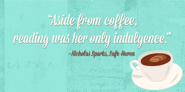 Quotes About Books & Coffee