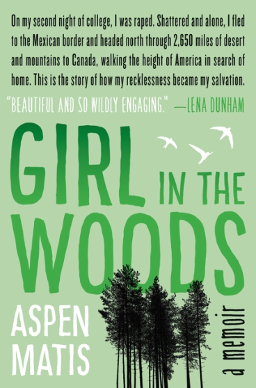 Girl in the Woods by Aspen Matis
