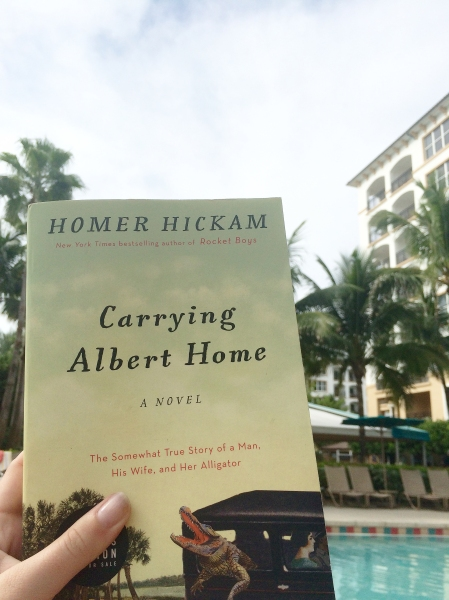 Carrying Albert Home Homer Hickam