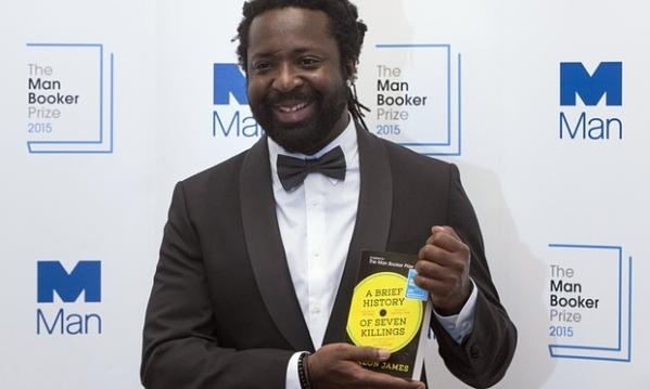 Man Booker Prize Marlon James Brief History of Seven Killings