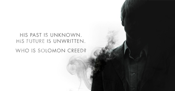 The Searcher Solomon Creed Simon Toyne