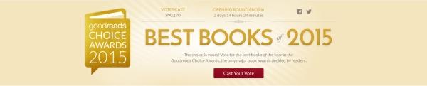 Goodreads Choice Awards 2015