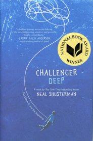 Neal Shusterman Challenger Deep National Book Award