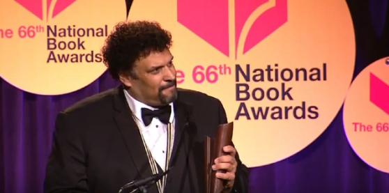 Neal Shusterman Challenger Deep National Book Awards 2015