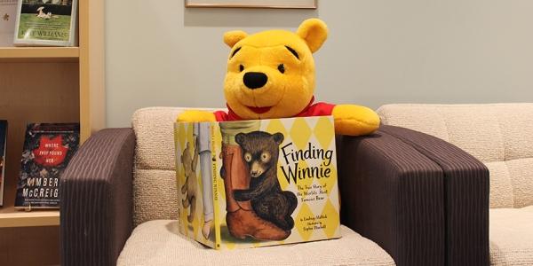 Winnie the Pooh Finding Winnie
