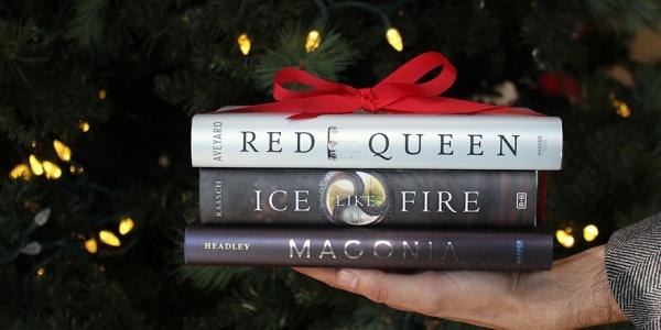 Books for Fantasy Fans - Twitter