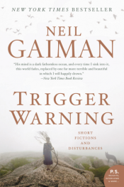 Trigger Warning Neil Gaiman