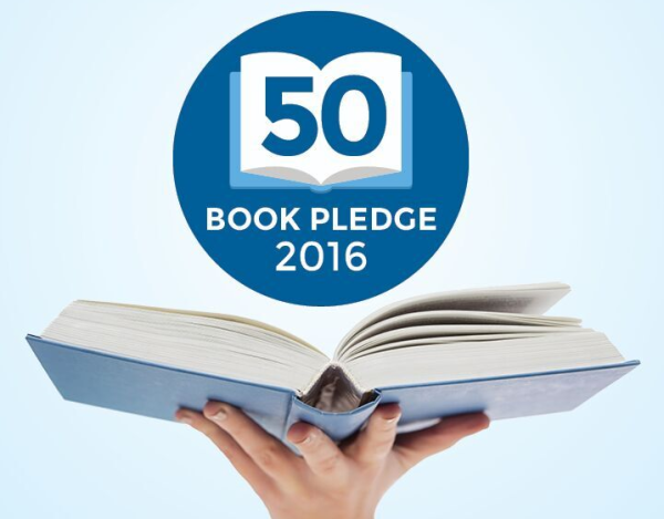50BookPledge Tweet