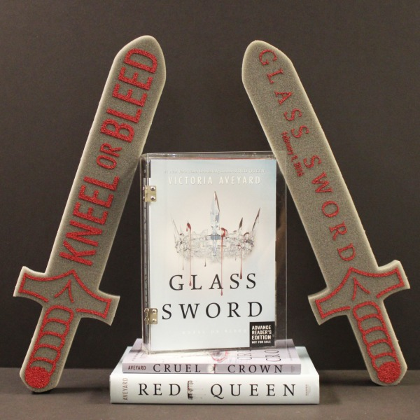 Victoria Aveyard, ARC, giveaway