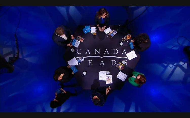 Canada Reads Day 1