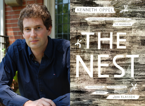 Kenneth Oppel The Nest Jon Klassen