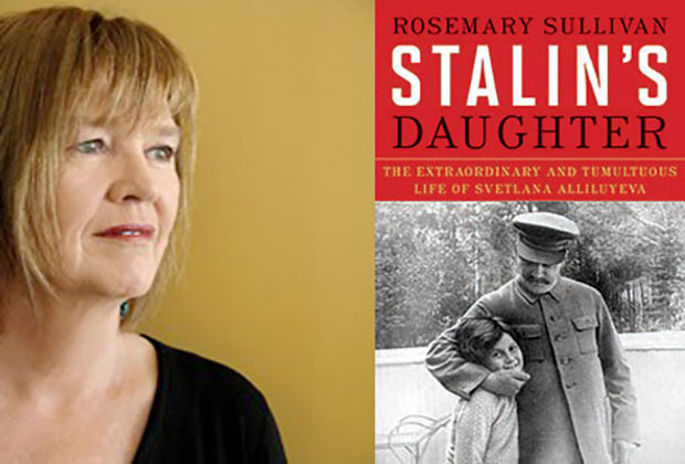 Stalin's Daughter Rosemary Sullivan RBC Taylor Prize 2016