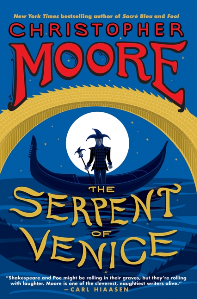 Moore - The Serpent of Venice