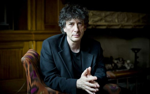 Neil Gaiman Author Photo