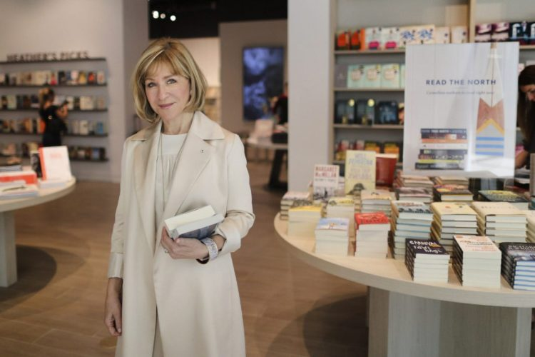 Heather Reisman Chapters Indigo Bookstores Making Comeback