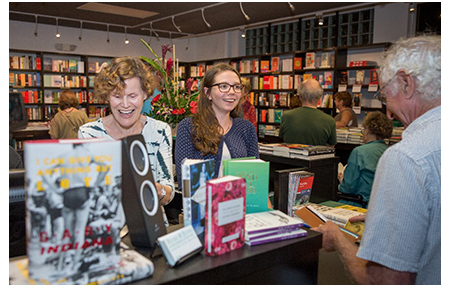 Judy Blume Key West Non-Profit Bookstore