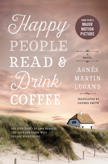Lugand - Happy People Read and Drink Coffee