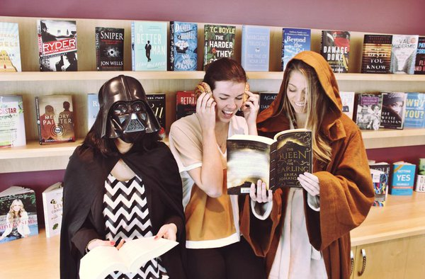 May the Fourth Be With You HarperCollins Canada Star Wars Day