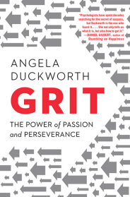 Angela Duckworth Grit TedTalks