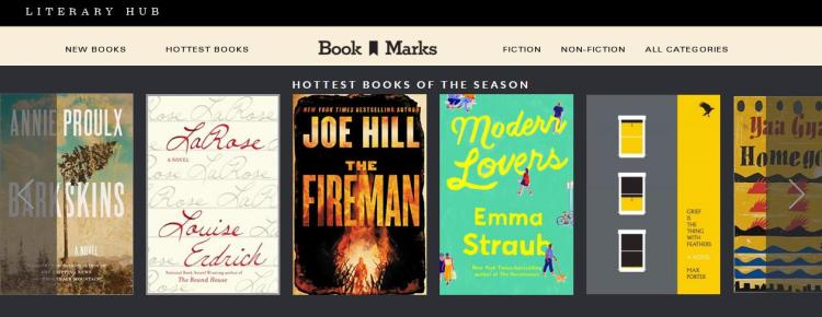 Book Marks Rotten Tomatoes for Books Literary Hub