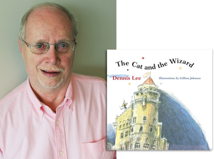 Dennis Lee The Cat and the Wizard Project Bookmark Canada