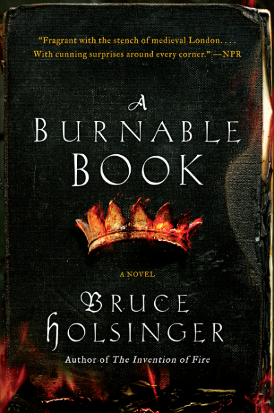 Holsinger - A Burnable Book