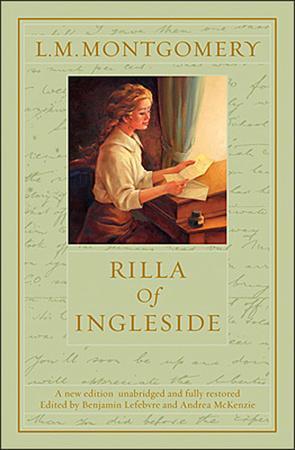 Montgomery - Rilla of Ingleside