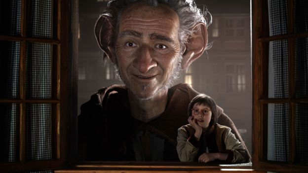 Roald Dahl BFG Movie