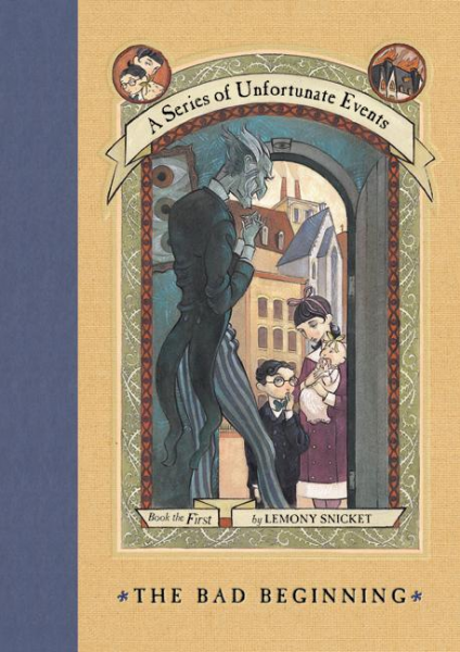 Snicket - The Bad Beginning