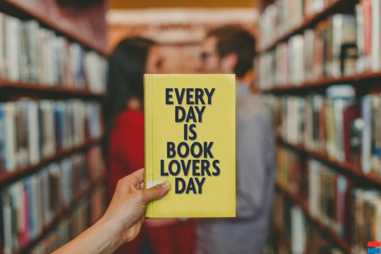 Every Day is Book Lovers Day HarperCollins Canada Quote