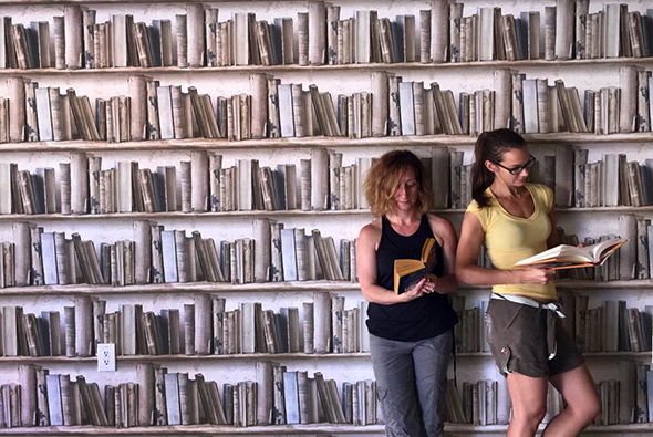 toronto-book-themed-bar-for-bookworms-with-book-wall-and-scrabble-decor
