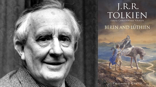 new-jrr-tolkien-book-beren-and-luthien-middle-earth-love-story