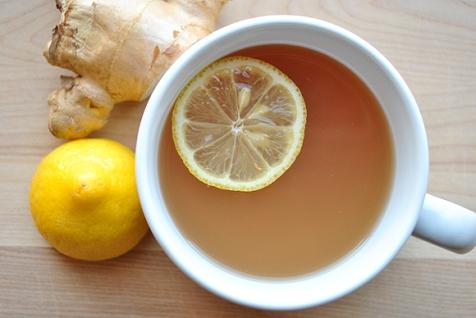 lemon-ginger-tea