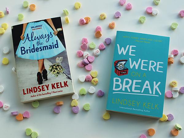 we-were-on-a-break-always-the-bridesmaid-lindsey-kelk-giveaway-savvy-reader