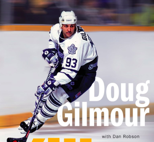 Doug Gilmour Killer Hockey Memoir