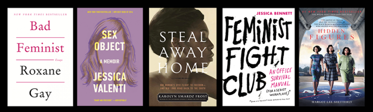 International Women's Day Feminist Books Prize Pack