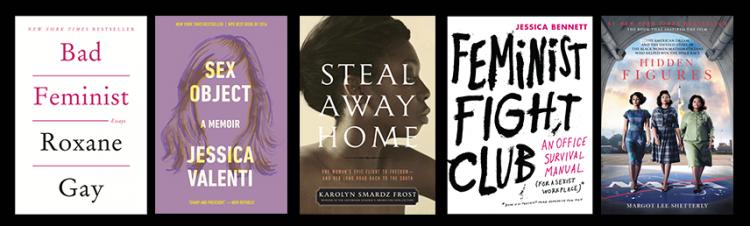 International Women's Day Feminist Books Prize Pack