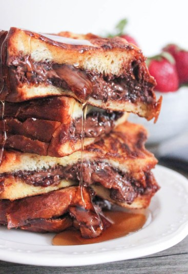 nutella bacon