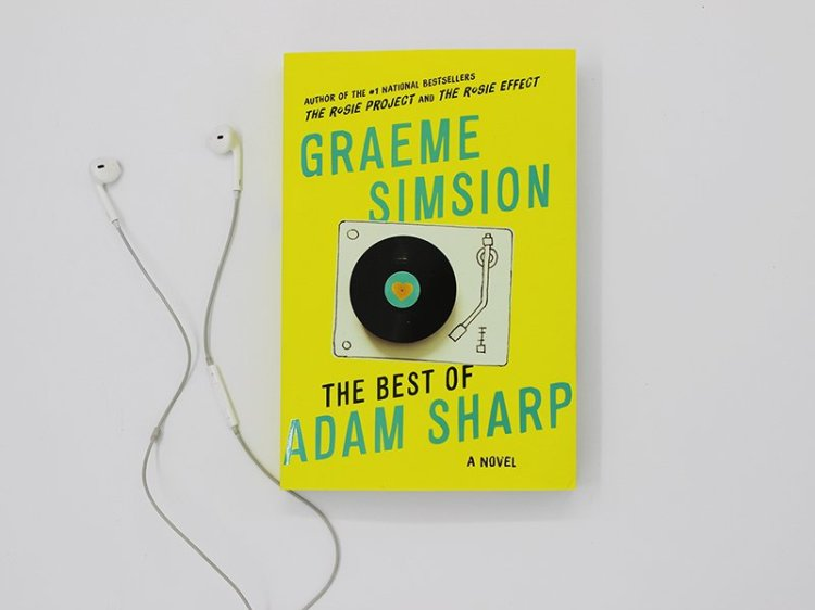 The Best of Adam Sharp 50 Book Pledge Giveaway
