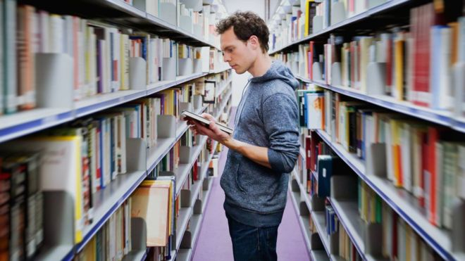 UK Libraries Thriving BBC