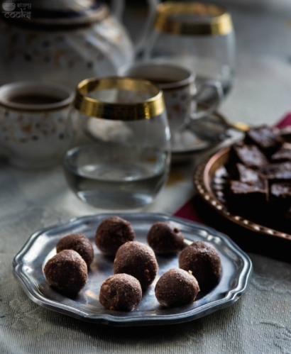 chocolate-laddu