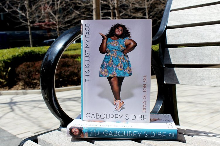 Gabourey Sidibe This is Just My Face Giveaway Canada Savvy Reader