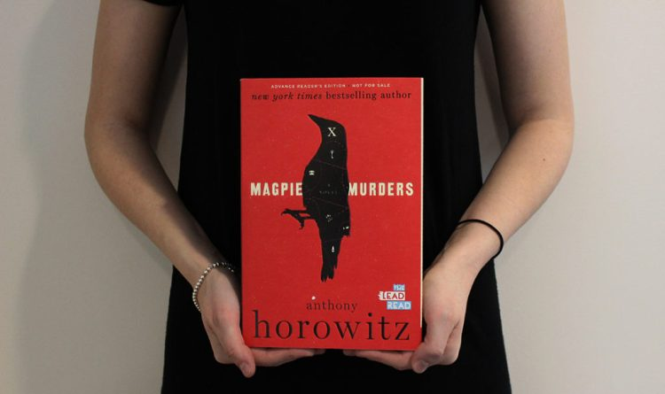 Magpie Murders Anthony Horowitz HCC First Look Giveaway