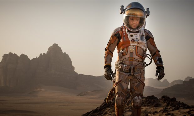 Matt Damon The Martian Andy Weir Self Published