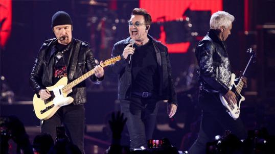U2 George Elliott Clarke Concert Poems