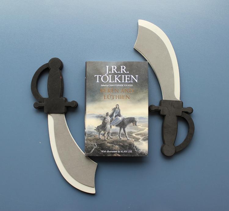 Beren and Luthien Giveaway J R R Tolkien Silmarillion