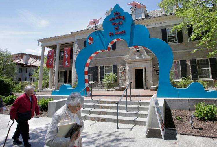 Dr Seuss Museum Springfield Massachusetts