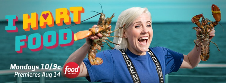 I Hart Food Hannah Hart Food Network Show
