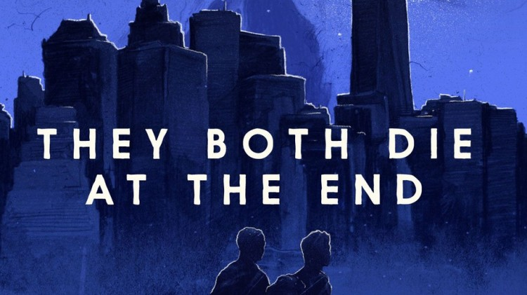 They Both Die at the End Adam Silvera Cover
