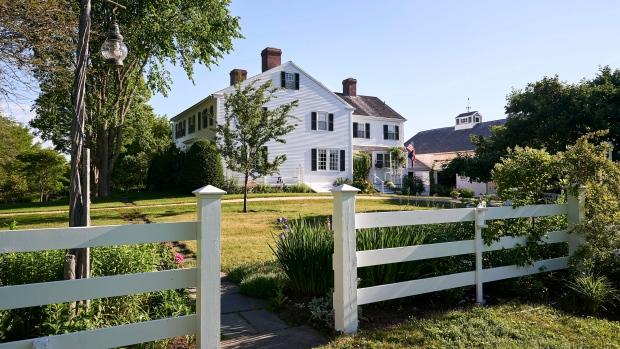EB White's Farm For Sale CBC